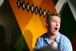 Brian Regan performs at Carolines on Broadwayin New York CIty
