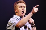 Brian Regan performs in Tarrytown, NY