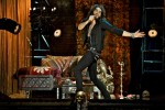 Russell Brand tapes his 1-hour Comedy Central Special