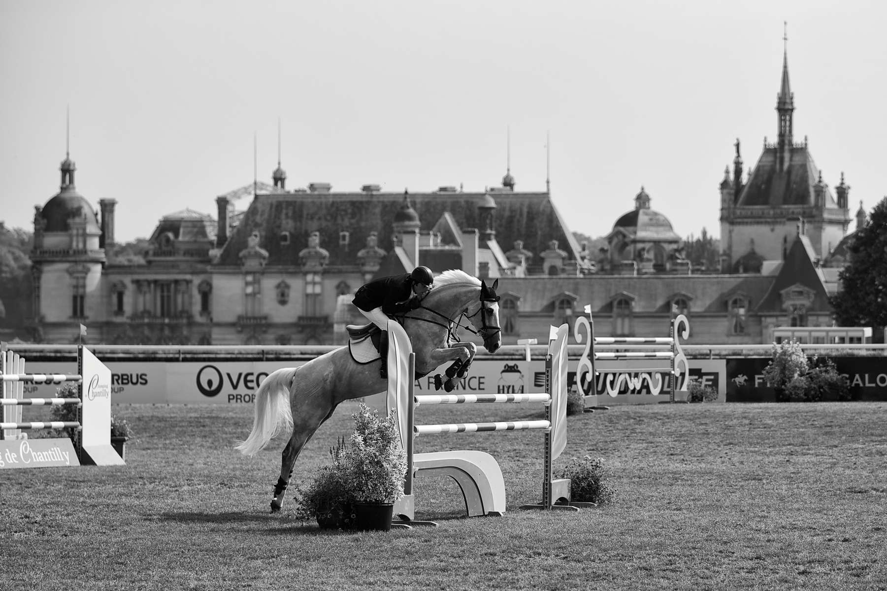 Jumping International Chantilly 2014