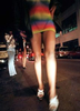 Sex workers in Queensbridge, Queens.