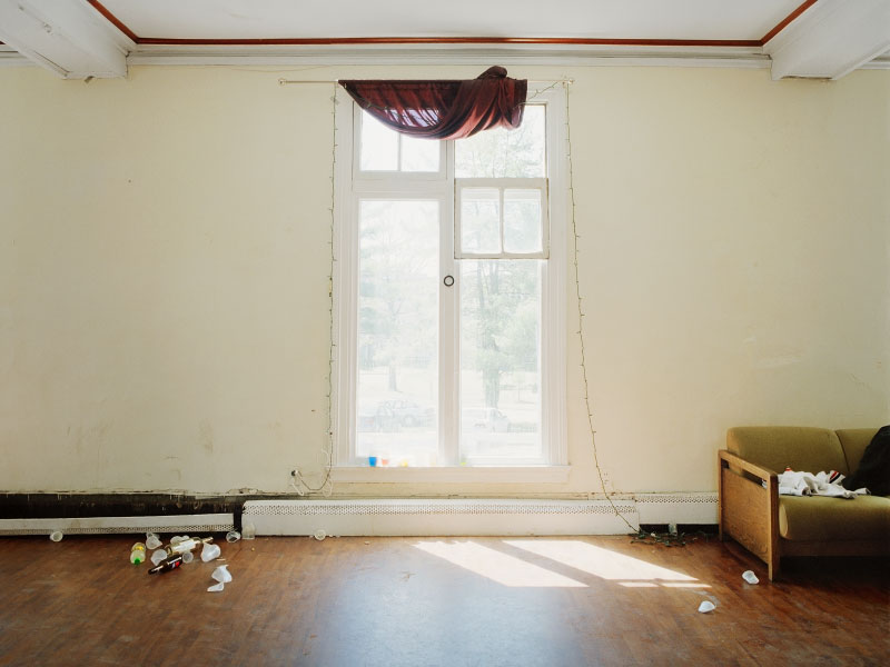 Recreation Room, Phi Sigma Kappa, UMASS, Amherst
