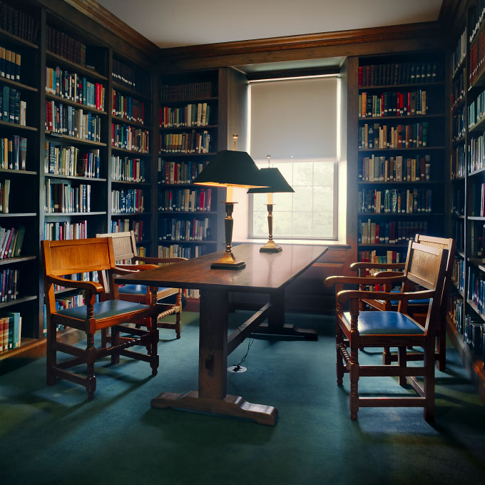 Library, The Roxbury Latin School