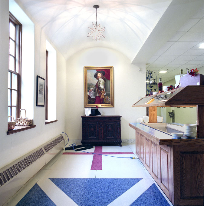 Buffet, The Roxbury Latin School