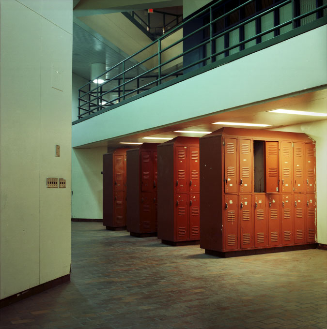 Corridor, Roxbury, Massachusetts