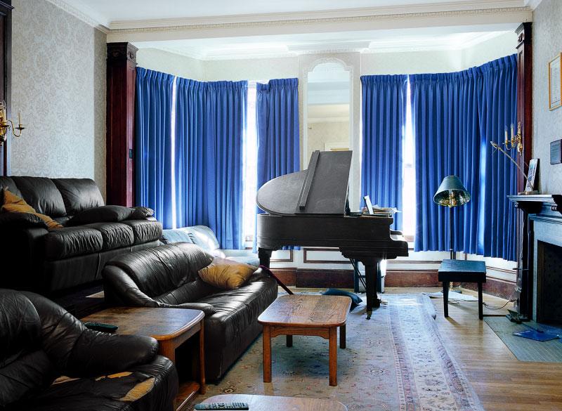 Living Room, Phi Kappa Sigma, MIT
