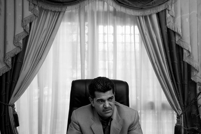 Basim Al-Shikh, editor in chielf of Addustour daily newspaper in Iraqi had to flee Baghdad and operate his newspaper from Amman after assasination attempt on his life. The newspaepr has gained the freedom to report, but has lost 5 reporters since the fall of Saddam.
