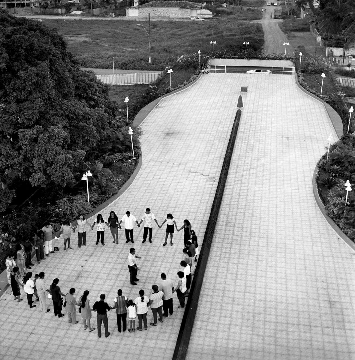 Latitude Zero monument | Macapa, Brazil