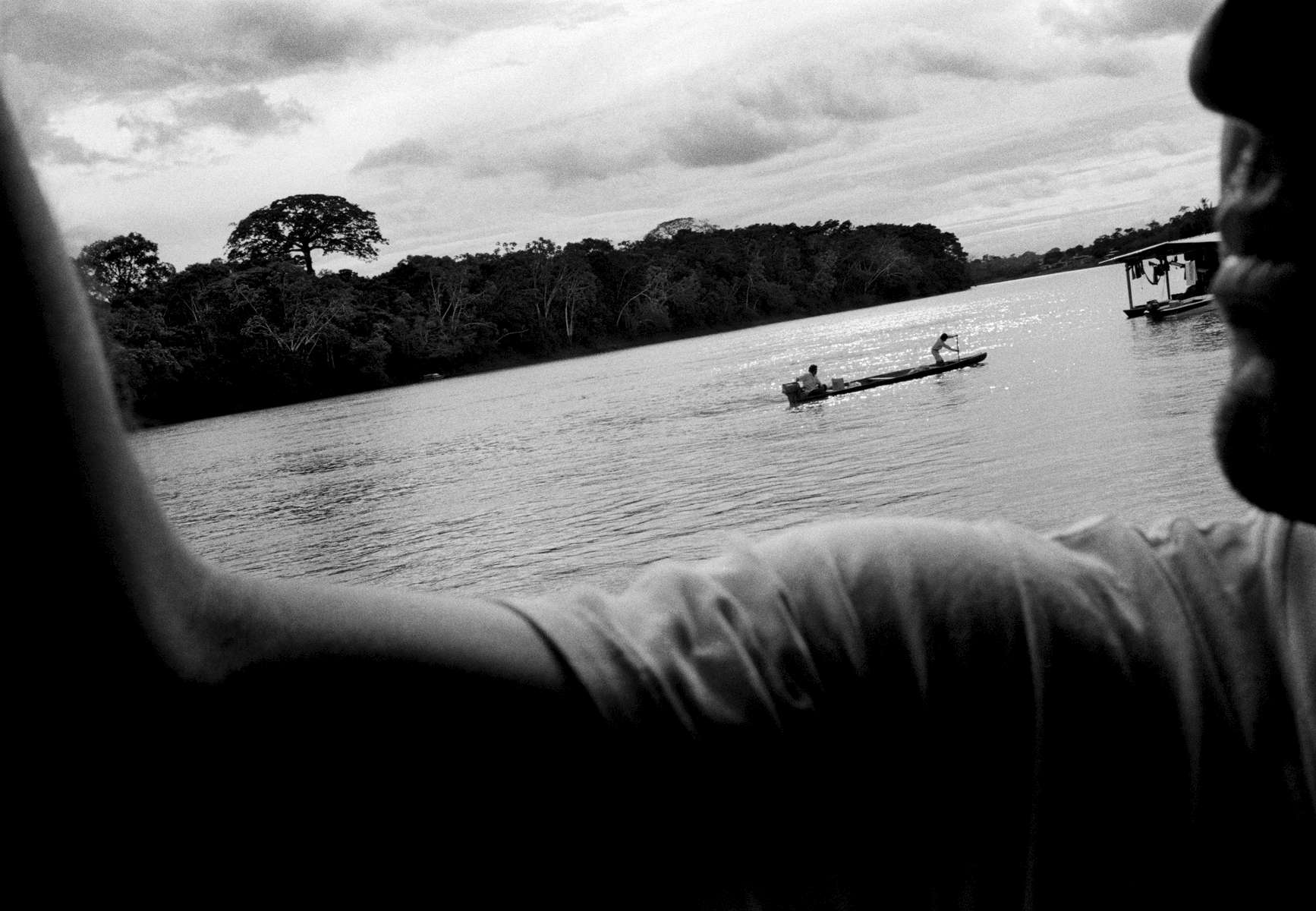 Rio Caguan, Southern Colombia 2000