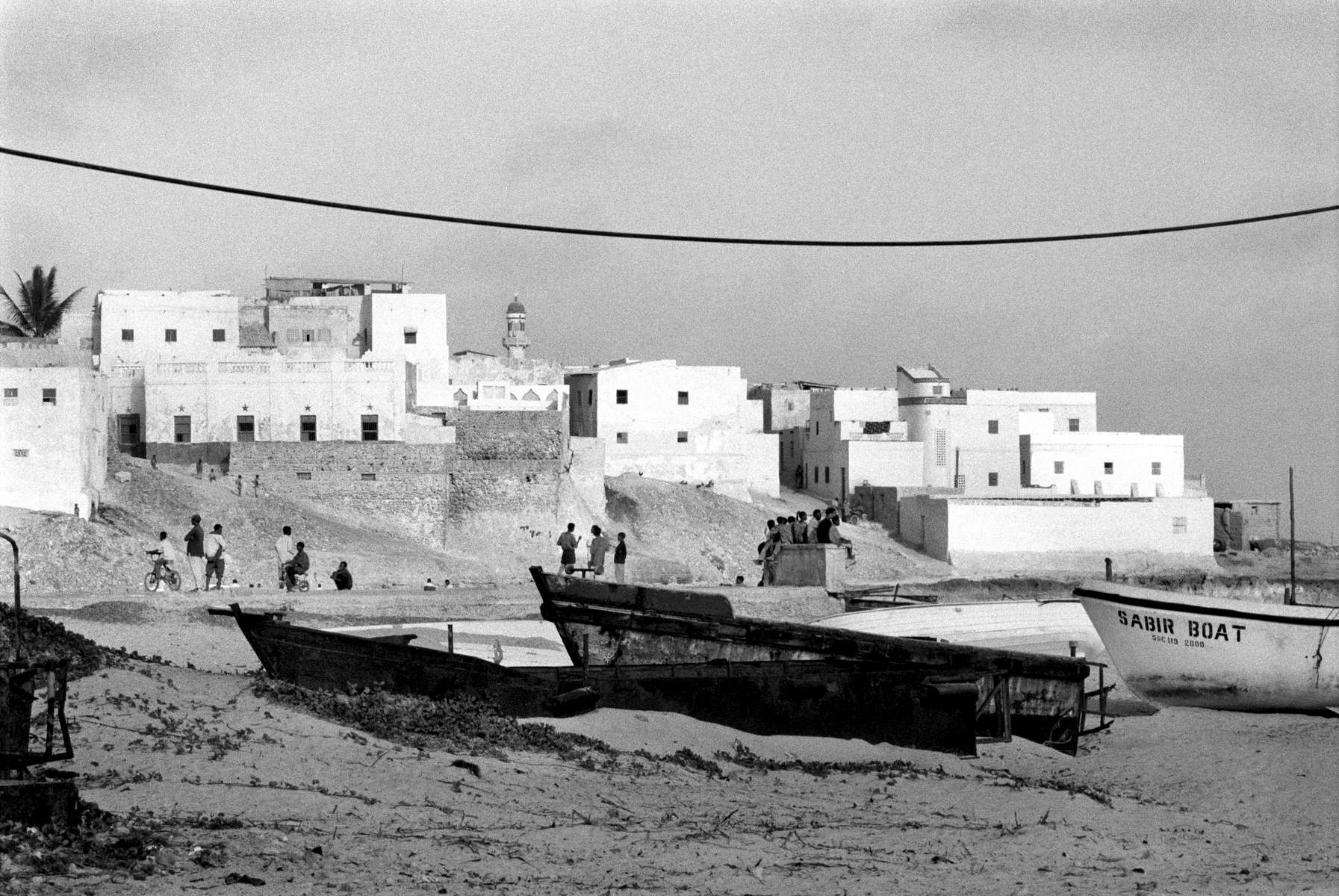 Merka, Somalia 2002