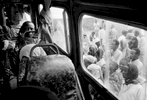 In route from Hagadera refugee camp to Garissa, Kenya 2001