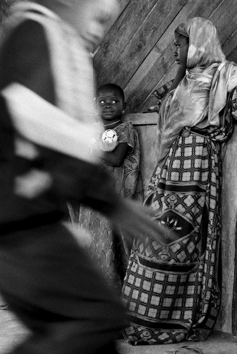 Refugee camp, Hagadera, Kenya 2001