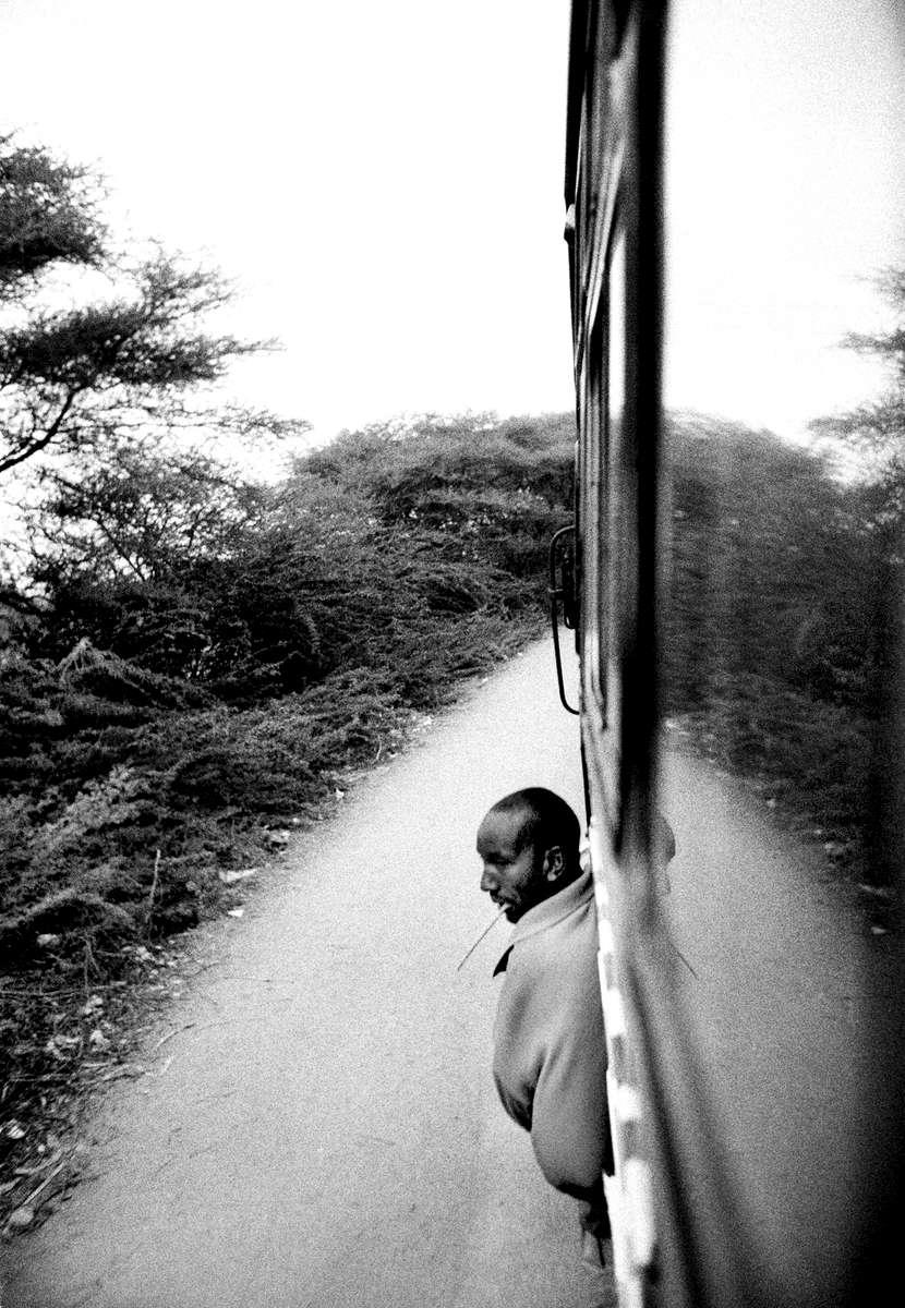 In route to Hagadera refugee camp, Kenya 2001