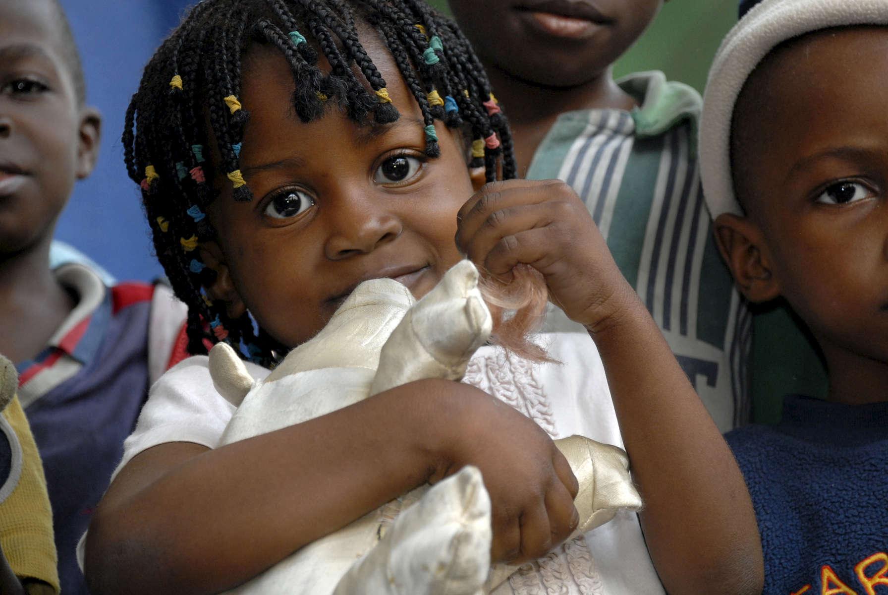 Orphanage in Kinshasa, DRCongo 2009