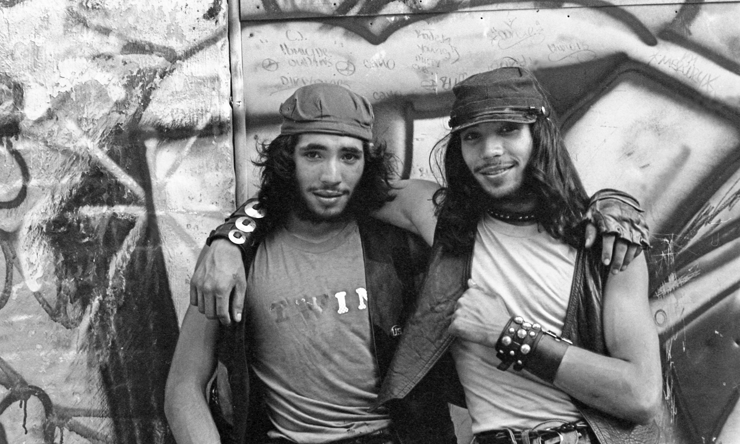 Edwin and Edgar were probably 17 when we met. I noticed that the twins had undeniable leadership qualities. After all they were the leaders of The Dirty Ones. I liked them and felt an affinity for them.