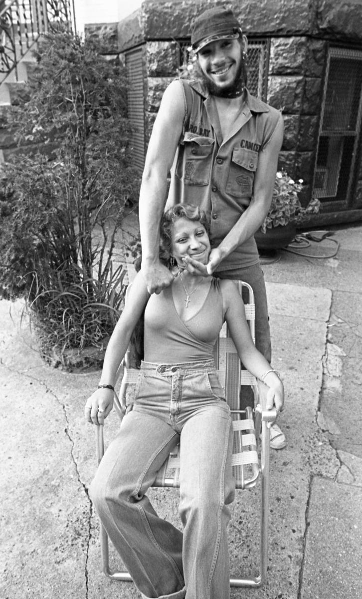Edgar & Glenda