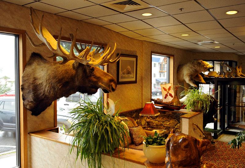 Seward Hotel, Alaska