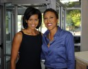 Michelle Obama, Robin Roberts