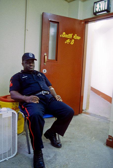 Death Row Angola Prison, LA