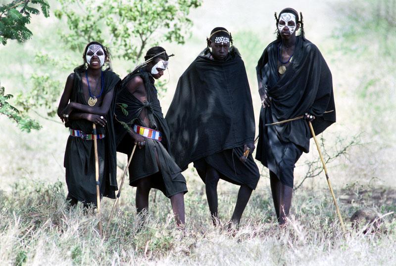 Rites of Manhood, Kenya