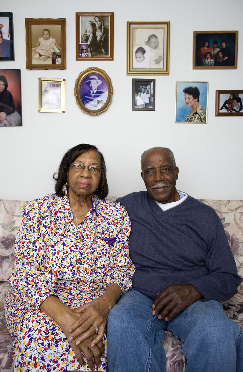 Dorothy and Daniel Martin are retirees who lost their home in the forclosure crisis in Stockton, CA.