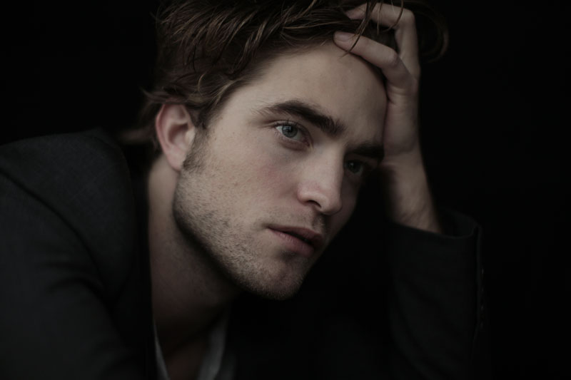 Robert Pattinson of Twilight.