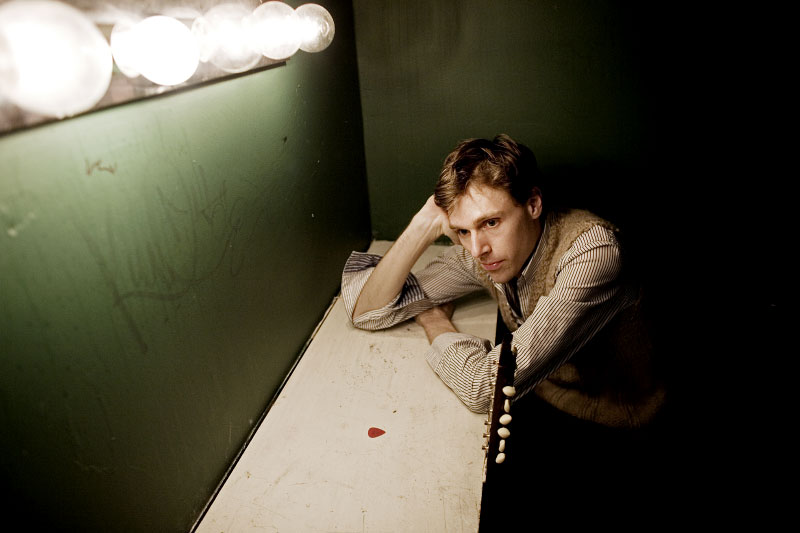 Joel Plaskett at the Opera House.Unpublished.