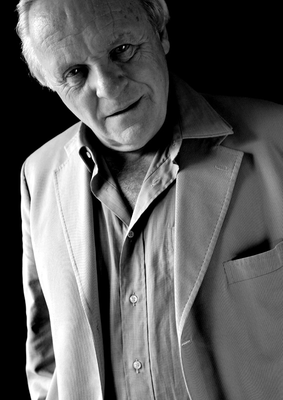 Sir Anthony Hopkins.