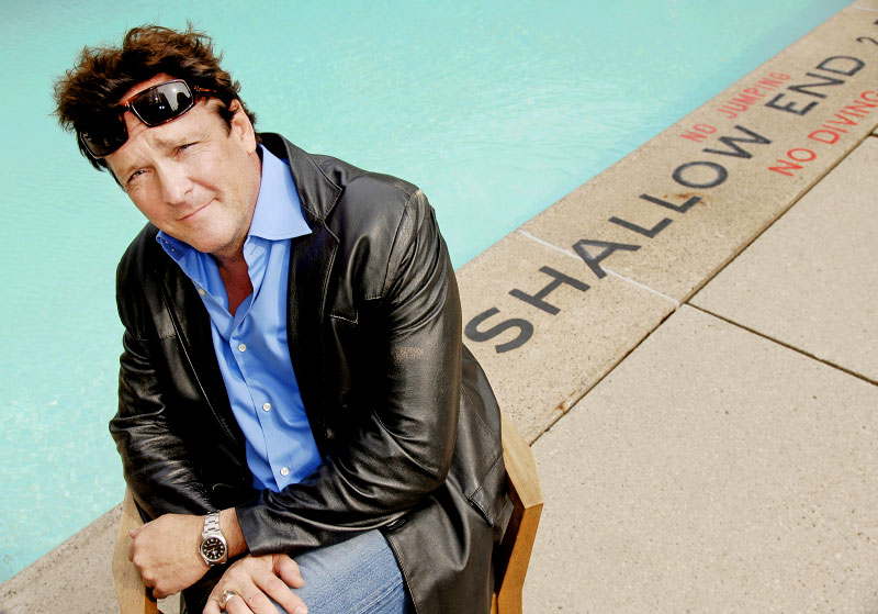 Hollywood Icon Michael Madsen.Unpublished.