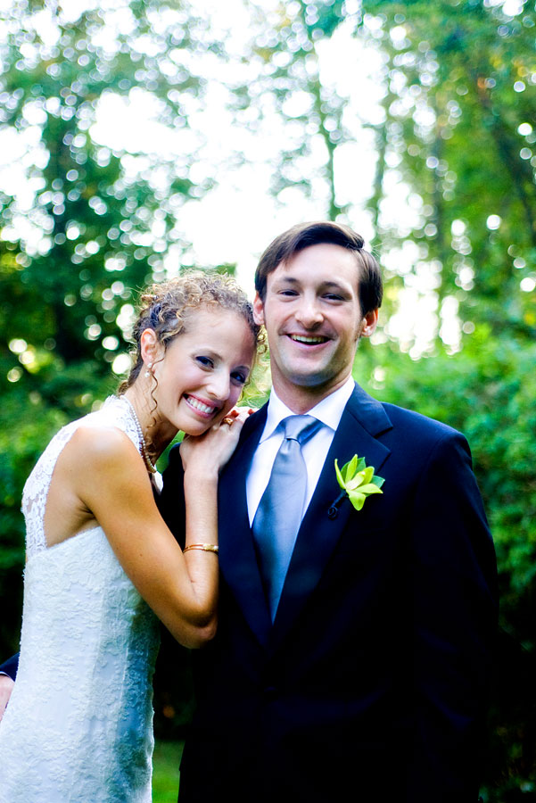 New York Wedding of Romain and Karina by E. Leigh Photography.