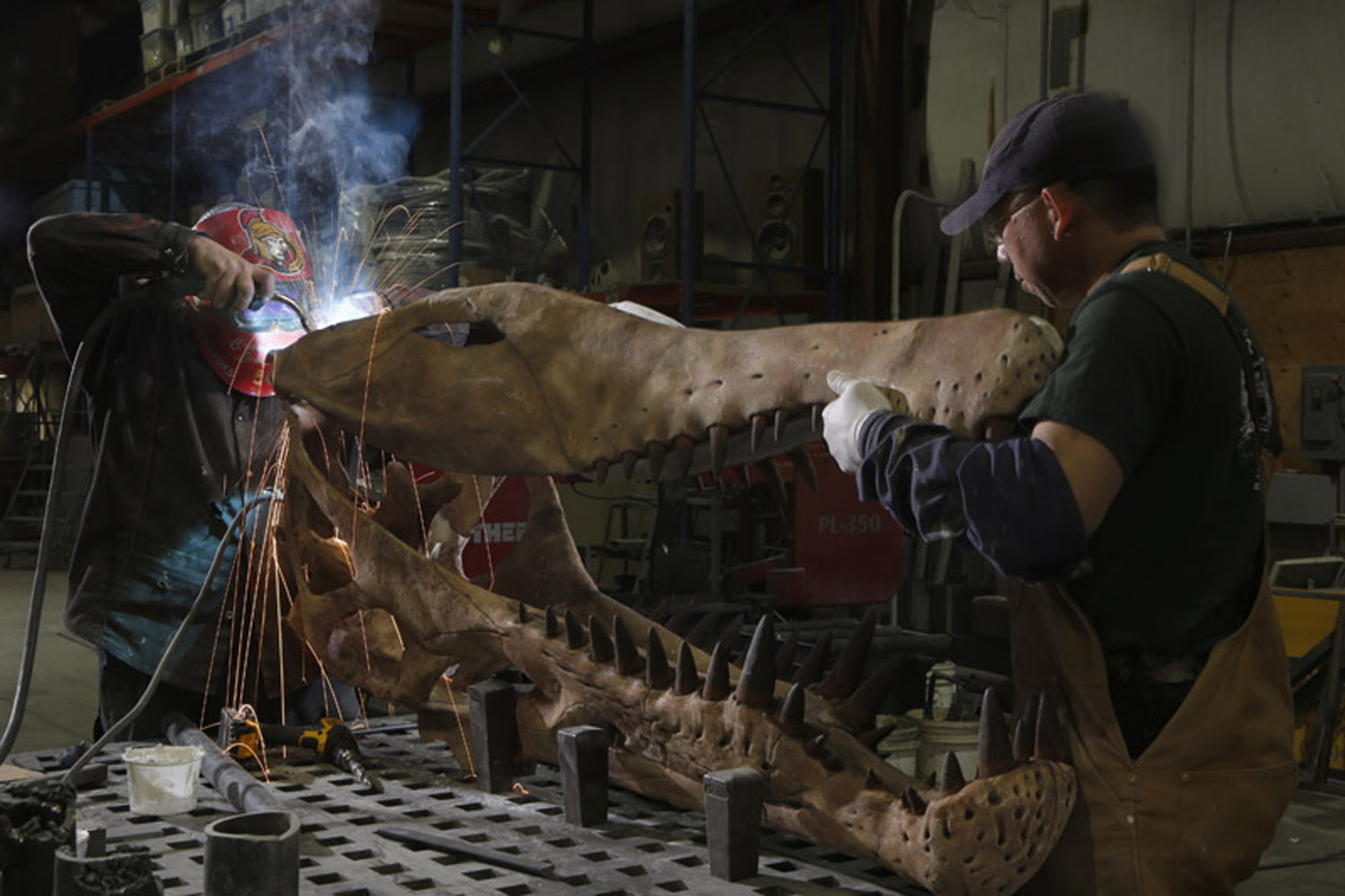 National Geographic Magazine - Spinosaur Story