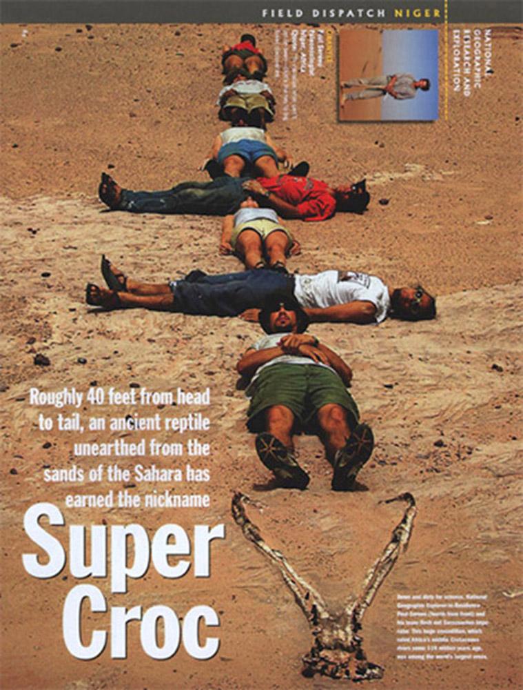 SuperCroc (Link)