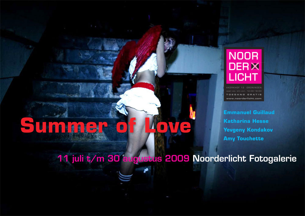 July-August 2009 : Noorderlicht group exhibition  {quote} Summer of Love {quote}