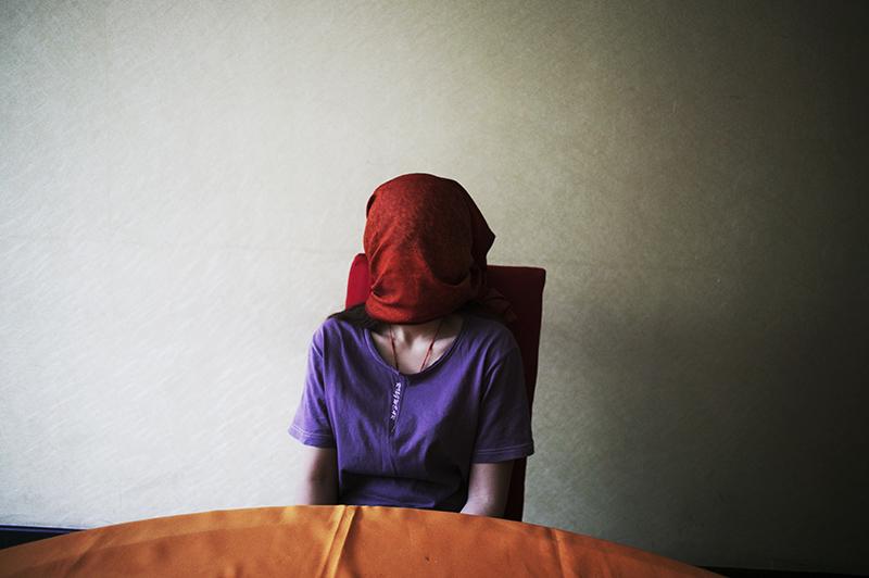 Beijing 2008, sex worker