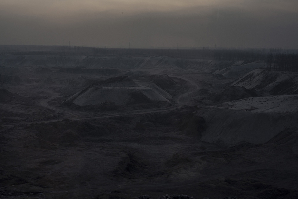 """A hazy view of Hebei province near Shijiazhuang in the morning. Two of the most toxic components of smog saw their readings exceed 1,000 on the air quality index in Shijiazhuang in China's northern Hebei province late last year, state media reported.One resident said her lungs felt """"extremely uncomfortable"""" after she went walking outside for just a few minutes.The amount of PM2.5 and PM10 recorded in Shijiazhuang was greater than 1,000 micrograms per cubic metre at around 1pm, according to Xinhua. Both are types of suspended respirable particles that pose a risk to human health.The World Health Organisation recommends exposure to PM2.5 be limited to 25 micrograms per cubic metre over 24 hours, and 50 micrograms per cubic metre for PM10.Air pollution usually worsens in northern China during the winter, as coal is used to heat homes. Beijing issued a red alert for smog in mid December 2016, its first of the year, and 10 cities in Hebei have followed suit.Under China's four-tiered warning system, a red alert will force suspension of factory production and school classes, as well as traffic reduction measures.In China alone, more than 1.6 million people die annually from air pollution. Heavy coal use has resulted in high carbon emissions. Although China has reduced greenhouse gas emissions by 250,000 tons, the nation continues to emit 25 million tons of greenhouse gases, according to Environment Minister Chen Jining. Enforcement of environmental laws has improved, but slowly, and air pollution continues to be a fact of life in most cities.This has contributed to an accelerated pace of climate change, which has been noticed in the past few years. According to scientists at the Pacific Northwest National Laboratory, temperatures are rising at a faster rate than they have in the past 1,000 years, about 2.5 times as rapidly according to Forbes magazine. #climatechange #Katharinahesse #china. #airpollution #smog #everydayclimatechange"""