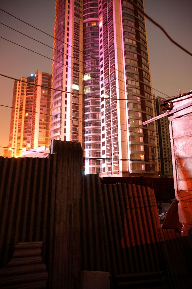 August 2007 : modern buildings