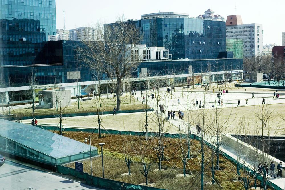 Beijing, spring 2012