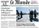 Le Monde 1/2 : Aug,2010