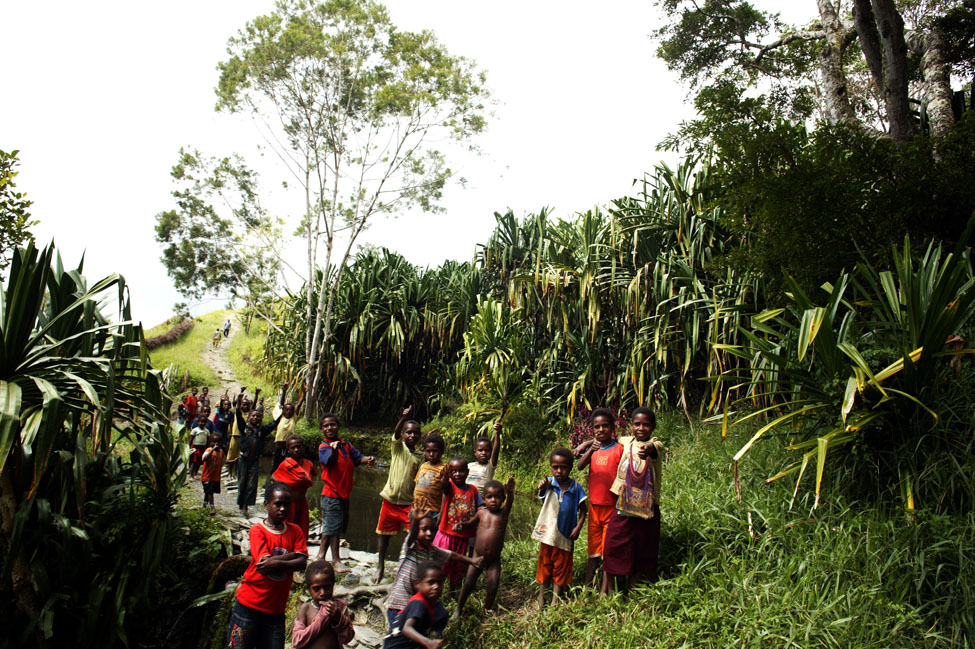Papua, May 2007