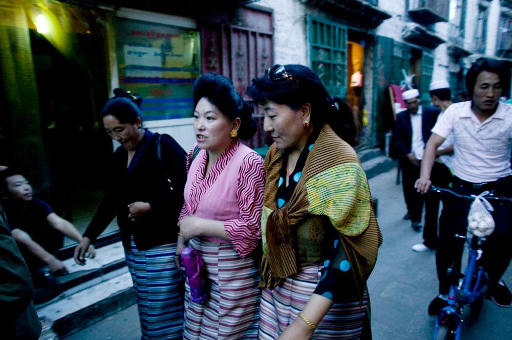 Lhasa, June 2009