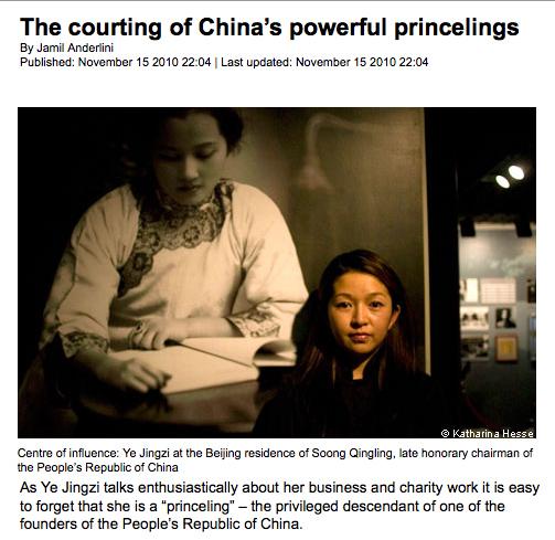 Financial Times, Nov. 2010