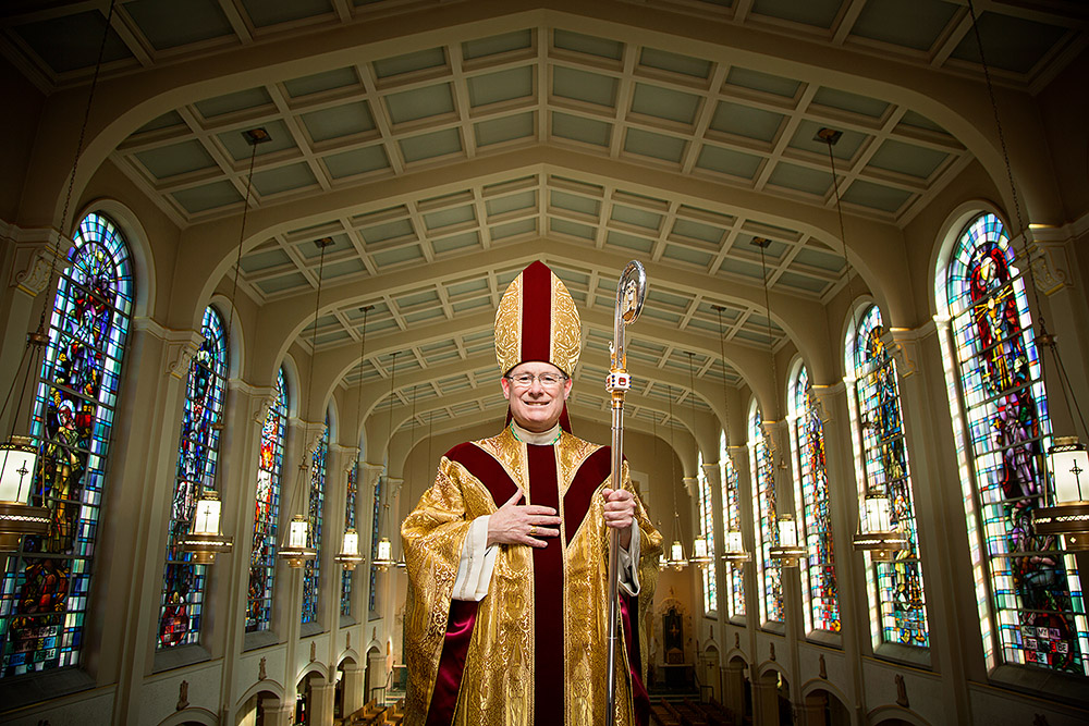 The Most Reverend David J. Malloy