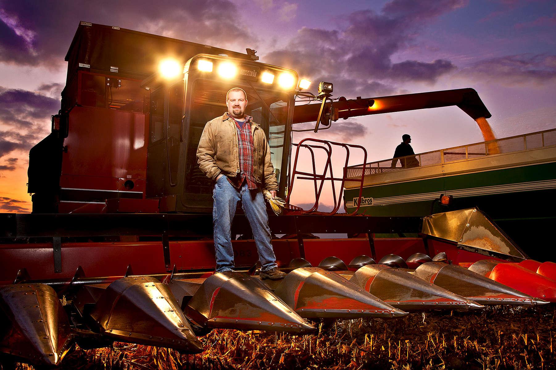 Adam Brahmstedt - Farmer