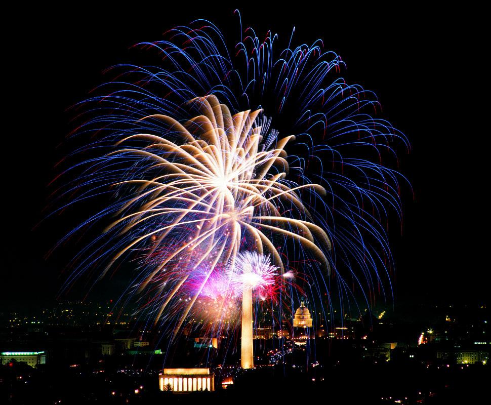 National Mall - July 4th - Washington, D.C.