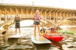 Urban paddlingIllinois