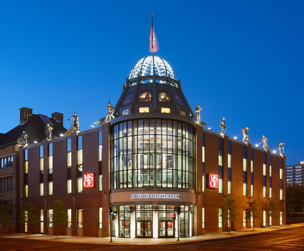 Grohmann Museum. Milwaukee School of Engineering - Milwaukee, WI