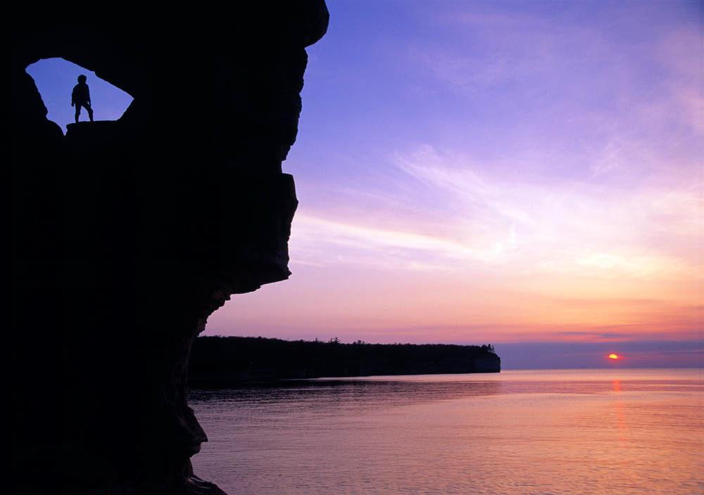 Pictured Rocks National LakeshoreMichigan