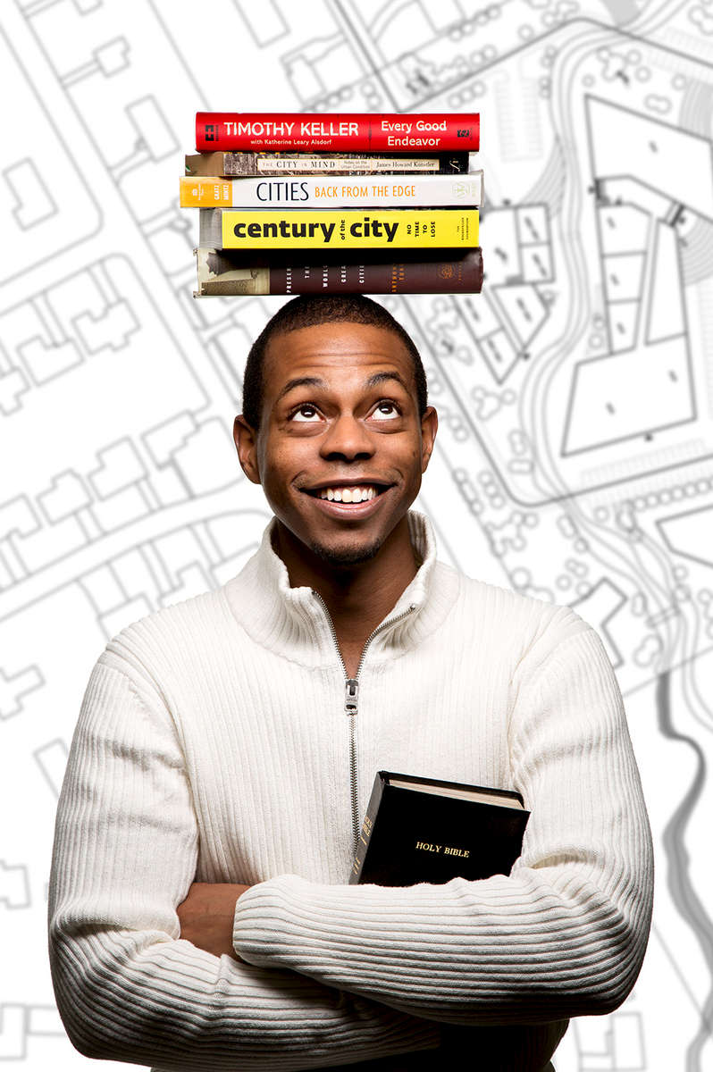 David Sidney - Urban Planner and Youth Minister