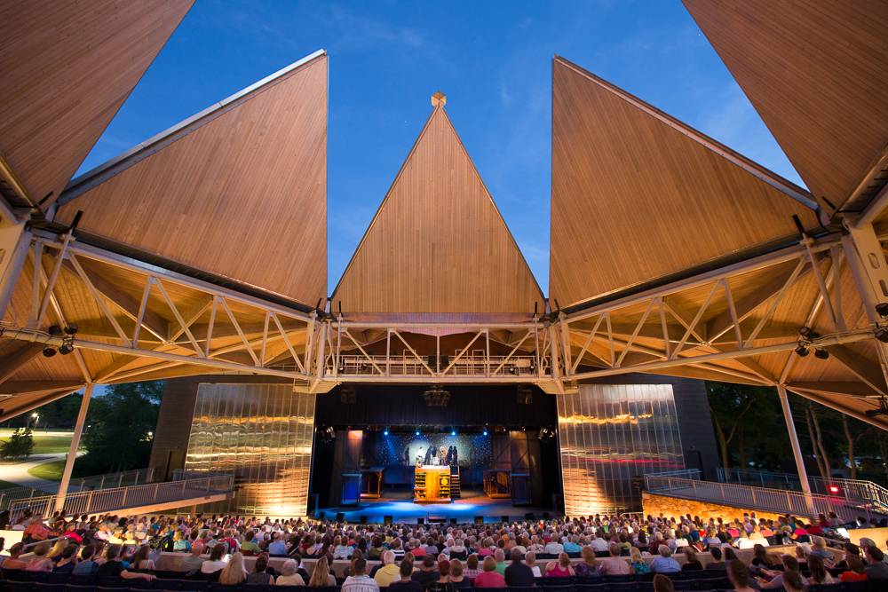 Starlight Theatre, Rock Valley College - Rockford, Illinois