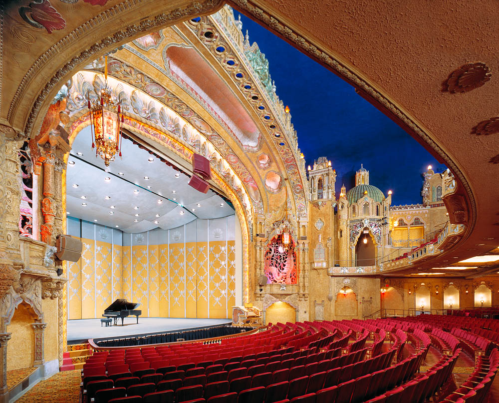 Coronado Theatre - Rockford, Illinois